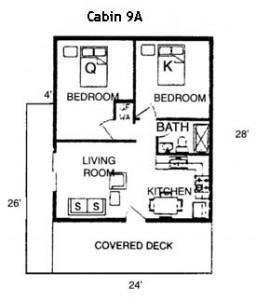 Floor Plan 9A