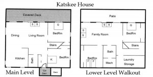 Katskee House Floor Plan